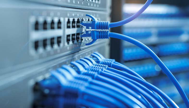 Data Networks Infrastructure Services - Structured Cabling - Managed WiFi Hampshire Dorset | Havi Electrician