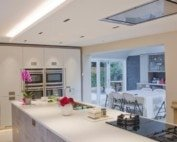 Electrical Project For Private Residence – Modern kitchen Lighting LED Scheme - Havi Electricians