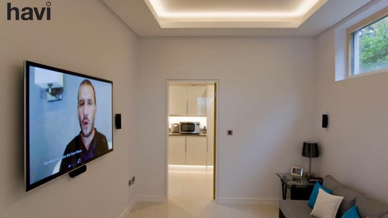 Electrical smart home installation service hampshire den - Havi Electrical