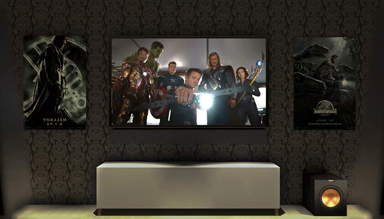 Home Cinema Media Rooms Design Installation Maintenance Hampshire Dorset - Havi