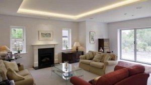 Havi Electrics Testimonial - Lighting Design Living Room