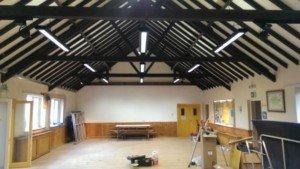 Havi Electrics Testimonial - Village Hall Electrical Upgrade