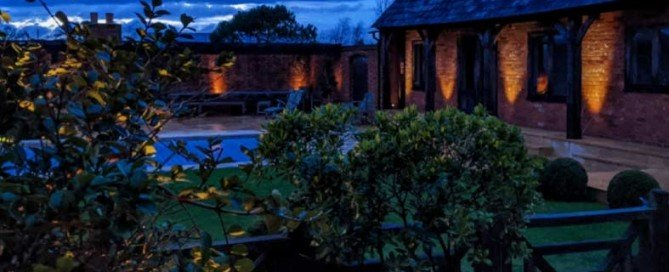Landscape and Garden Lighting Design Hampshire - Havi Electrical
