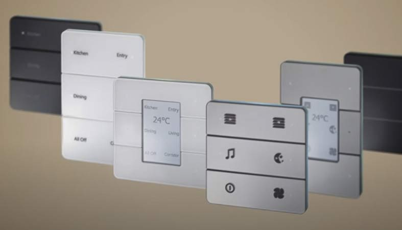 Philips Dynalite Lighting Control design installation - Havi Electrical