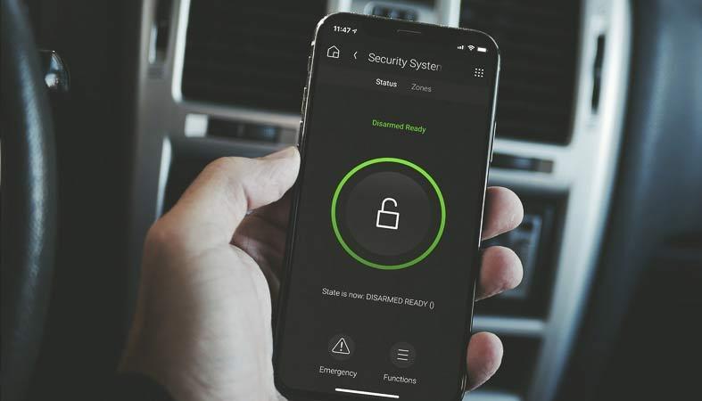 Intruder Alarm Installation & Maintenance - Havi Electrical Hampshire